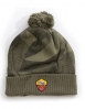 Winter Wollmütze AS Roma grün Original Nike BEANIE Unisex 2017 18