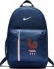 Francia France Nike Zaino Bag Backpack tg Unisex STADIUM 2019 Blu