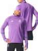 Real Madrid Adidas Felpa Allenamento Training Top Sweatshirt Viola 2016 17