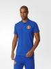 Polo Shirt Manchester United Original adidas 3-Stripes Man 2016 17 blue