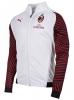 Ac Milan Puma Giacca Pre Grara Pre match jacket 2018 19 Stadium Bianco
