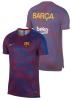 Barcellona Nike Maglia Allenamento Training Dry squad Pre match maniche corte
