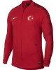 Pre Match jacket Turkey Nike Anthem World Cup Russia 2018 Red Men's