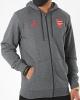 Arsenal Fc Adidas Giacca tuta felpa sportiva cappuccio 2020 21 3S HD FZ UOMO