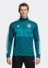 Sportjacke Blazer Deutschland Adidas Track Top 3 Streifen WM 2018 Green Original Herren Reißverschlusstaschen