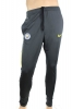 Manchester City Nike Pantaloni tuta Pants 2016 17 Grigio squad knit Uomo