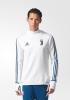 Juventus Adidas Felpa Allenamento Training Sweatshirt Bianco Uomo 2017 18
