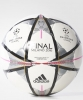Football ball Original Adidas Finale Of Milan Uefa Champions League 2016 Competition White