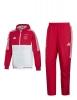 Ajax Amsterdam Adidas Tuta Rappresentanza Rosso 2017 18