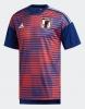 Giappone Japan Adidas Maglia Allenamento Training Pre Match mondiali 2018