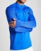 Training Sweatshirt Chelsea FC Nike Half zip Men\'s Drill Top 2019 20 Royal Original