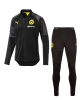Training Tracksuit Borussia Dortmund BVB Puma Poly Black Yellow 2018 19 man
