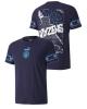 T-shirt Leisure MANCHESTER CITY FC Puma FTBL CULTURE cotton short sleeves man 2020 21 blue