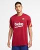Training Jersey FC BARCELONA Nike Breathe Strike Top 2020 21 Red Original Man