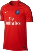 Training Shirt PSG Original Nike Knit squad top Red Man 2017 18
