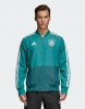 Presentation Jacket Germany DFB Adidas Men's World cup 2018 Green