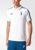 Juventus Adidas Polo Maglia Shirt Bianco Uomo Climalite® 2017 18
