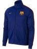 Barcellona Nike Giacca Allenamento Training Track Top Core 2018 19 Uomo Blu