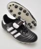 Adidas Scarpe Calcio Football Nero Copa Mundial FG Uomo Pelle di canguro