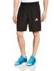 Adidas Pantaloncini Shorts Nero Core Woven Uomo con tasche