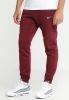Barcellona Nike Pantaloni tuta Pants Sportswear Fleece Cuff 2018 19 Amaranto