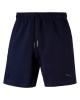 Puma Italia shorts FIGC Walking Bermuda Peacoat with pockets 2018 original blue Cotton