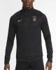 Pre Match Jacke Galatasaray Nike L96 Mann 2020 21 Schwarz UCL