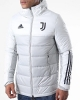 Bomber Down Jacket JUVENTUS Original adidas Winter jacket 2020 21 Man White