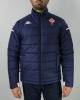 ACF Fiorentina down jacket bomber jacket kappa AMBADDED 3 Blue 2020 21 men