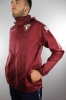 Rain wind jacket k-way Torino kappa maroon man 2017 18