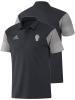 Juventus Adidas Polo Maglia Shirt Grigio 2016 17 Cotone maniche corte Uomo