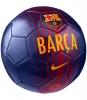Barcellona Nike MiniPalla Miniball 2017 18 Skills Blu
