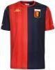 Fußballtrikot Genua KOMBAT EXTRA home 2020 21 Rotblauer Mann