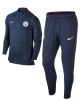 Training Tracksuit Manchester City Half zip drill Original Nike Men 2017 18 Blue
