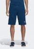 Shorts Baumwolle ADIDAS ORIGINALS 3-STREIFEN blue man