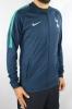 Tottenham Fc Nike Giacca Allenamento Training Blu 2018 19