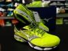 Mizuno Wave Ultima 9 Scarpe da Corsa Running Sneakers Trainers Giallo Uomo
