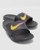 Nike Ciabatte Spiaggia Gomma Mare Piscina Doccia Flip Flops Nero BENASSI JDI SE