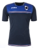 Training Shirt Sampdoria Blue Original Joma Man 2016 17