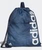 Adidas Sacca Rucksack Gymsack Borsa tg Unisex LINEAR PERFORMANCE GYMBAG