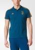 Juventus Adidas Formotion Polo Maglia Shirt 3 Stripes Blu 2017 18 Cotone Uomo