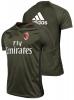 Ac Milan Adidas Maglia Allenamento Verde Sponsor Fly Emirates 2016 17