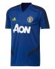 Manchester United Adidas Maglia Allenamento Training Uomo Blu 2019 20