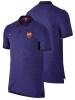 Polo Shirt Barcelona Original Nike Grand Slam Men 2016 17 purple
