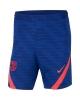 Barcellona Nike Pantaloncini Shorts UOMO Amaranto tasche con zip 2021