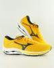 Running shoes mizuno WAVE RIDER 24 Yellow man