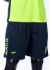 Villarreal Joma Pantaloncini Shorts allenamento training Blu Uomo 2016 17