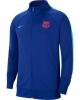 FC BARCELONA NKIE JDI man 2021 Blue tracksuit jacket