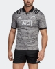 Trainings-Jersey-Shirt All Blacks New Zeland Rugby Adidas Herren 2019 grau