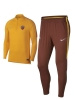 Trainingsanzug Roma Nike Half Zip Herren gelb 2018 19